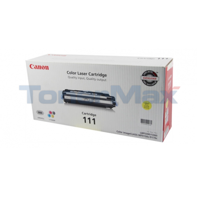 CANON CRG-111 LASER TONER YELLOW